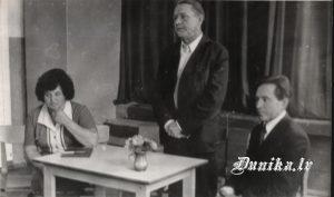 Žanis Stangevics, Pēteris Sungāls, Ausma Padalka