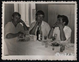 Muzikanti pie kāzu galda- Aivars Vītols, ......... Ģirnis
