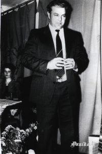 """Kolhoza """"Uzvara"""" priekšsēdētājs Jānis Stunga 1981. g"""