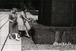 Pilngadības Priekulē Brāļu kapos