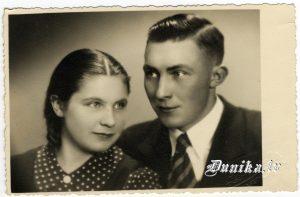 Represētie 1941. gadā. Sungālu saimnieks ar kundzi. Alma un Pēteris Sungāli 1937. g oktobrī abi palika Sibīrijā.