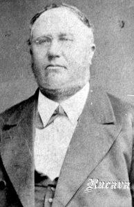 Chr. Schönberg 1887. g.