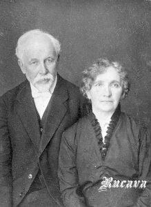 Rucavas mācītājs 1908-1933 Jānis Osis (1861-1944), intr. 2.7.08., 1917-1918 vāciešu deportēts uz Vāciju, emer. 1.6.33.
