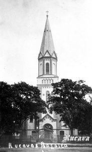 Rucavas baznīca 1930-tie gadi