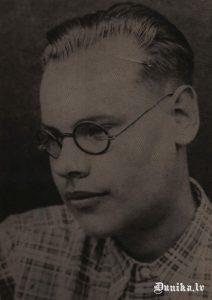 Pēteris Graudužis- Bārtas un Sikšņu skolu pionieru vadītājs, komsorgs. Nošauts 1949. 8. decembrī.