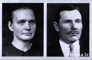 Alma Lange- Pumpule un Jānis Pumpuls