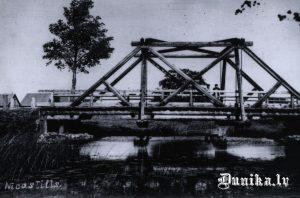 Nīcas tilts.