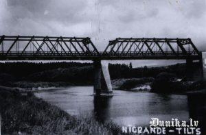 Nīgrande- tilts.