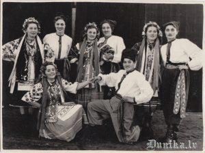 Ukraiņu grupa.