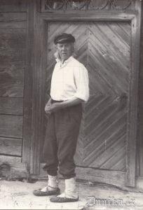 Jura Būra tēvs Aigars Bierands.