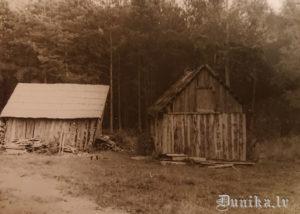 """Dunikas pagasta """"Svaidiņi"""". Atradās uz Lankutu pusi no Garkājiem."""