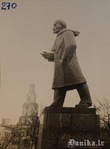 Pats Vladimirs Uļjanovs Ļeņins.