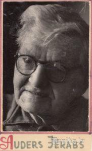 Jēkabs Auders piedalījies daudzos revolūcijas un pilsoņu kara notikumos. Bijis personīgi pazīstams ar pašu revolūcijas vadoni Vladimiru Uļjanoviču Ļe;ninu.