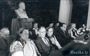 Margieta Reinfelde. 1961.08.06.